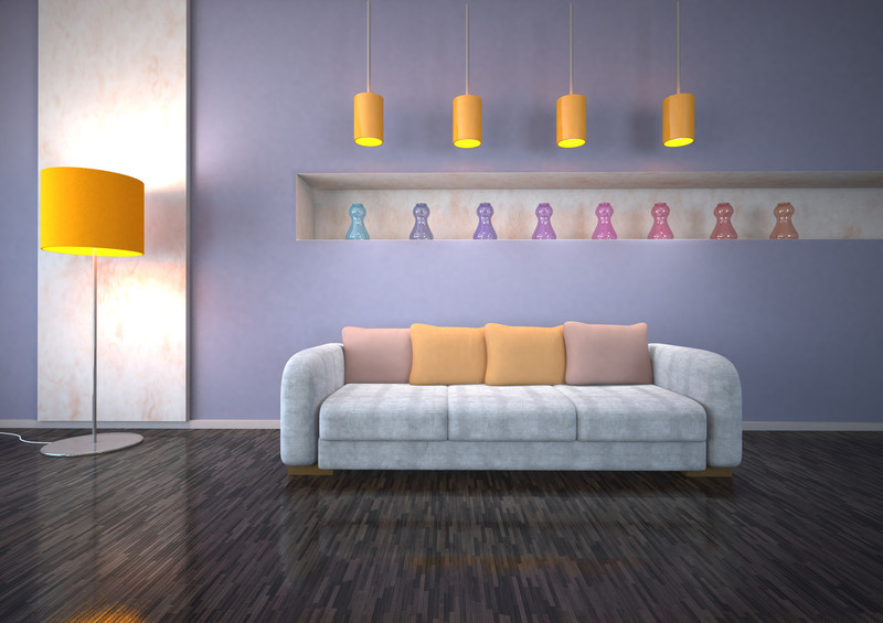 Wohnung Streichen  Die schönsten Ideen zum Streichen Ihrer Wohnung