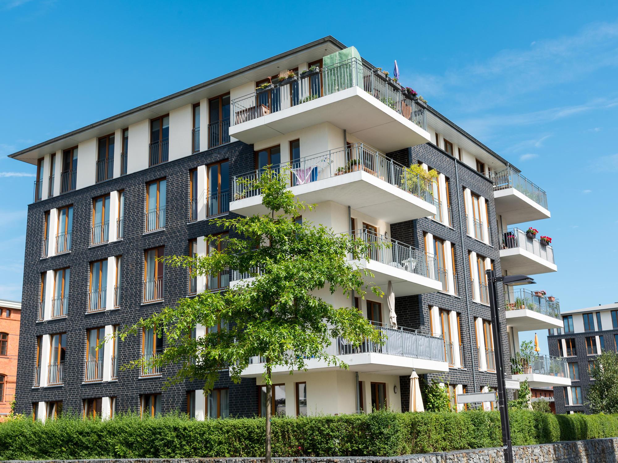 Wohnungen Kiel  Mehrfamilienhaus mit 11 Wohnungen bauen
