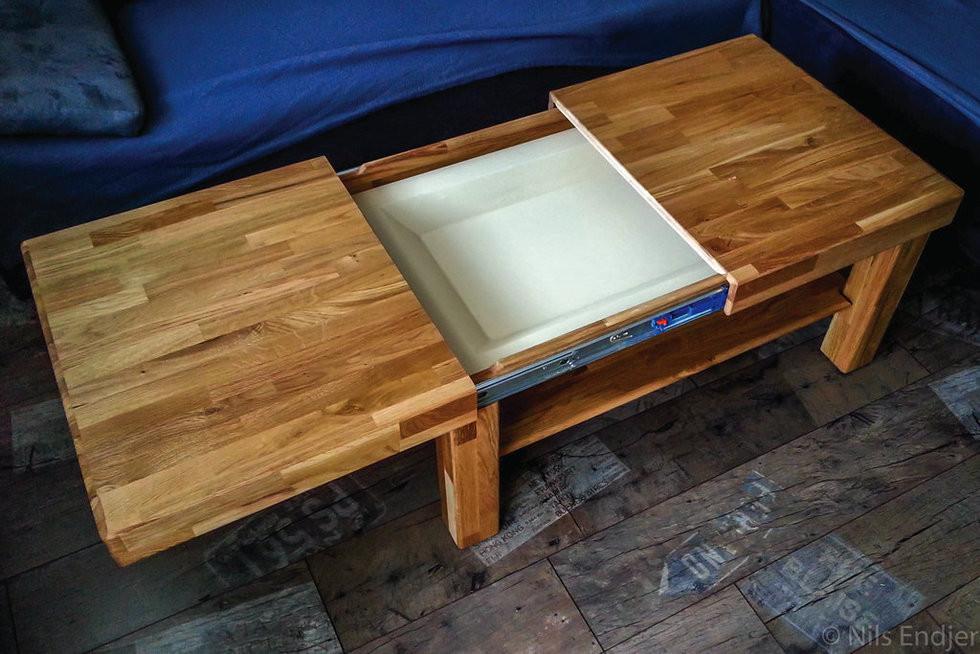 Wohnzimmer Tisch  Wohnzimmer Tisch Tischlern Lesergalerie Holzwerken