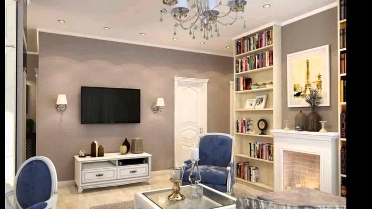 20 Der Besten Ideen Für Wohnzimmer Wandgestaltung - Beste ...