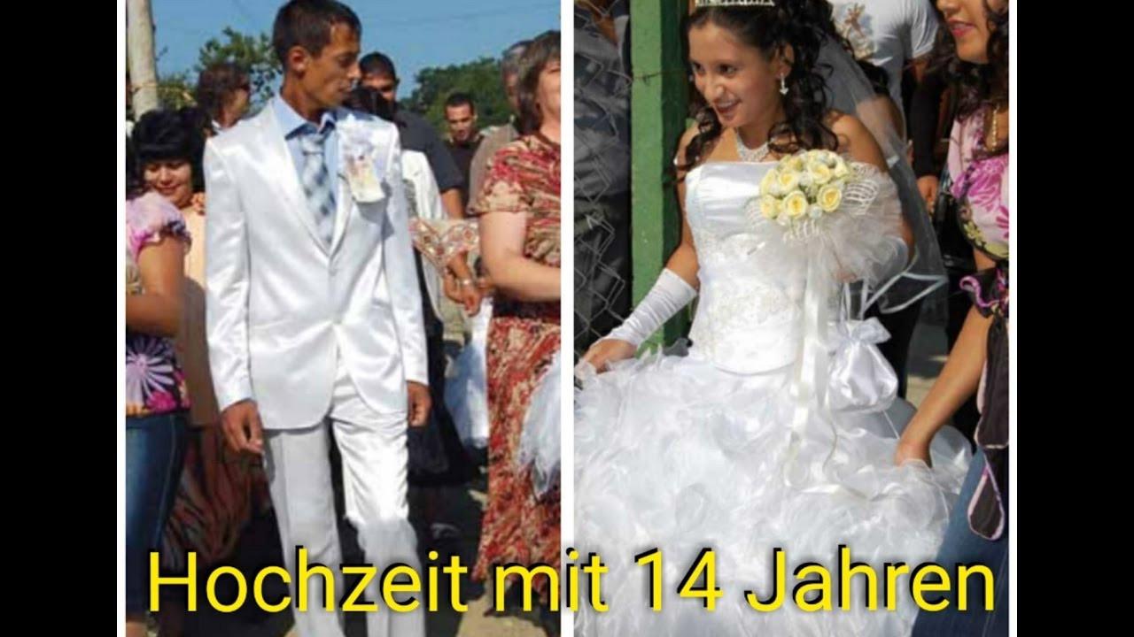 Mit 20 Heiraten