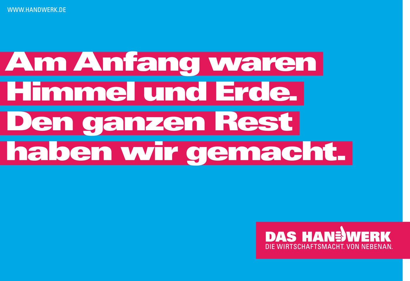 Zulassungsfreies Handwerk Ohne Gesellenbrief  Deutsches Handwerk Scholz & Friends