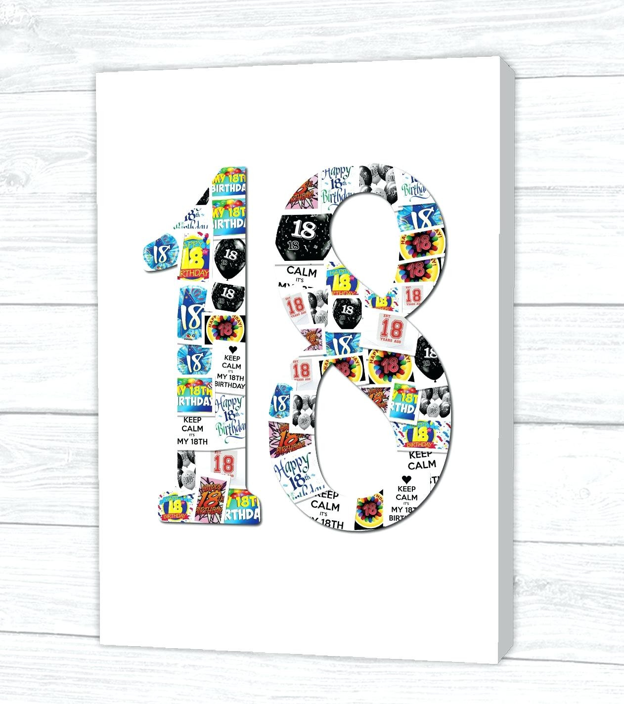 18 Kleine Geschenke Zum 18. Geburtstag Junge  Zum 18 Geburtstag Geschenke Torte Geburtstagstorten