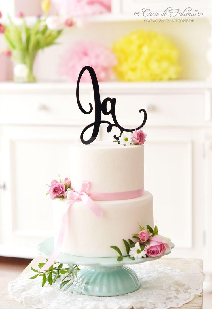 2 Hochzeit  Die besten 25 Hochzeitstorten Ideen auf Pinterest