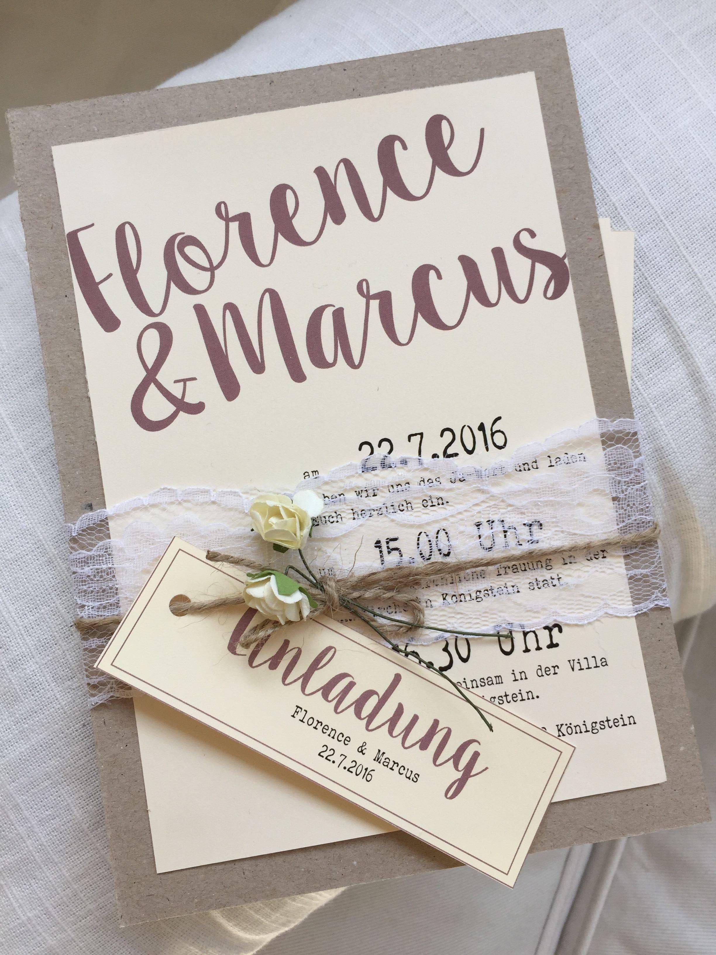 2 Hochzeit  Gunstige Einladungskarten Hochzeit 2 Design