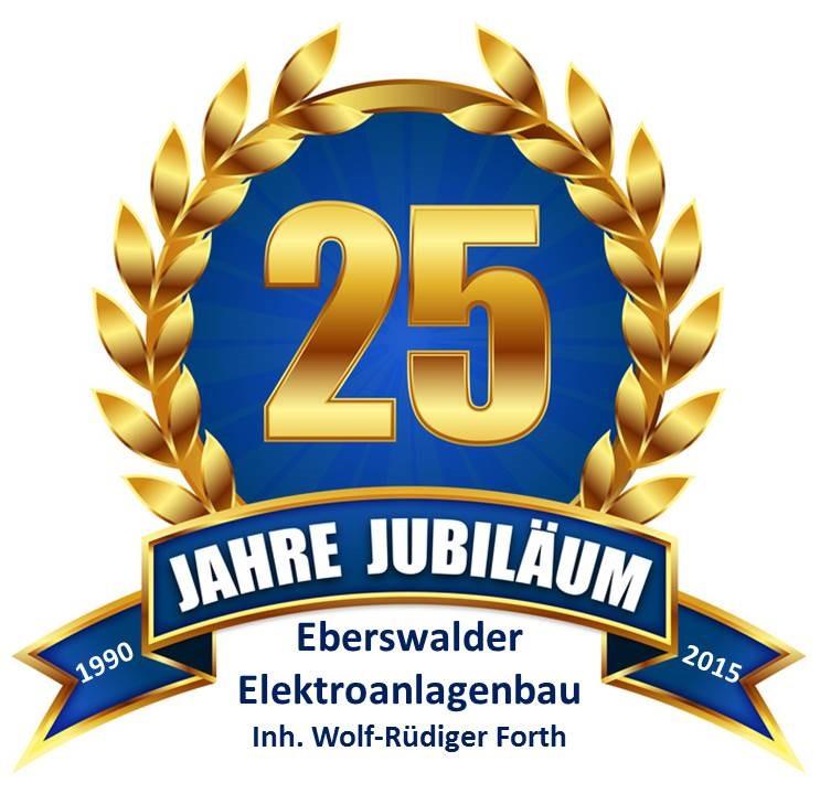 25 Jähriges Firmenjubiläum Geschenke  25 jähriges Firmenjubiläum Forth Eletrotechnik GmbH