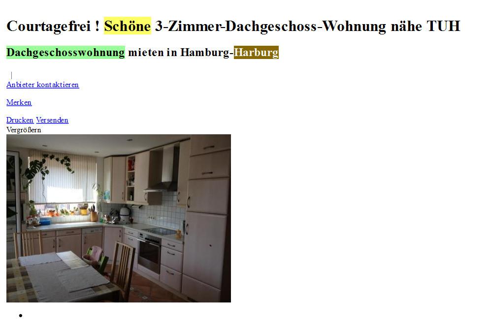3 Zimmer Wohnung Kempen  wohnungsbetrug Schöne 3 Zimmer Dachgeschoss