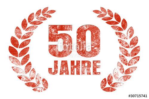 """50 Jahre Hochzeit  """"stempel 50 JAHRE goldene Hochzeit"""" Stockfotos und"""