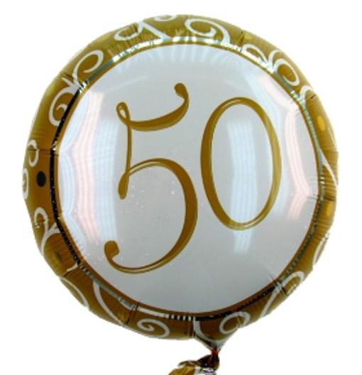 50 Jahre Hochzeit  Ballonsupermarkt lineshop 50 Jahre Jubiläum
