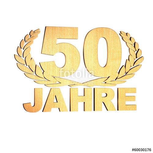 """50 Jahre Hochzeit  """"50 Jahre Kranz Holz"""" Stockfotos und lizenzfreie Bilder"""