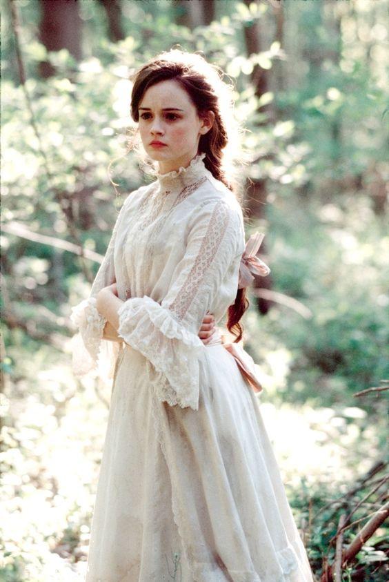 Alexis Bledel Hochzeitskleid  Alexis bledel wedding dress