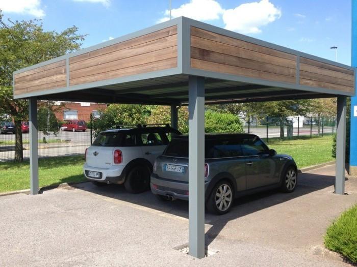 Alu Carport  Die modernen Carport Ideen des Jahres Carport Bausatz