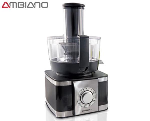 Ambiano Küchenmaschine  AMBIANO Multifunktionale Küchenmaschine mit Entsafter von