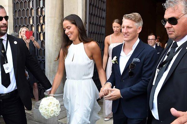 Ana Ivanovic Hochzeit  Hochzeit von Bastian Schweinsteiger und Ana Ivanovic