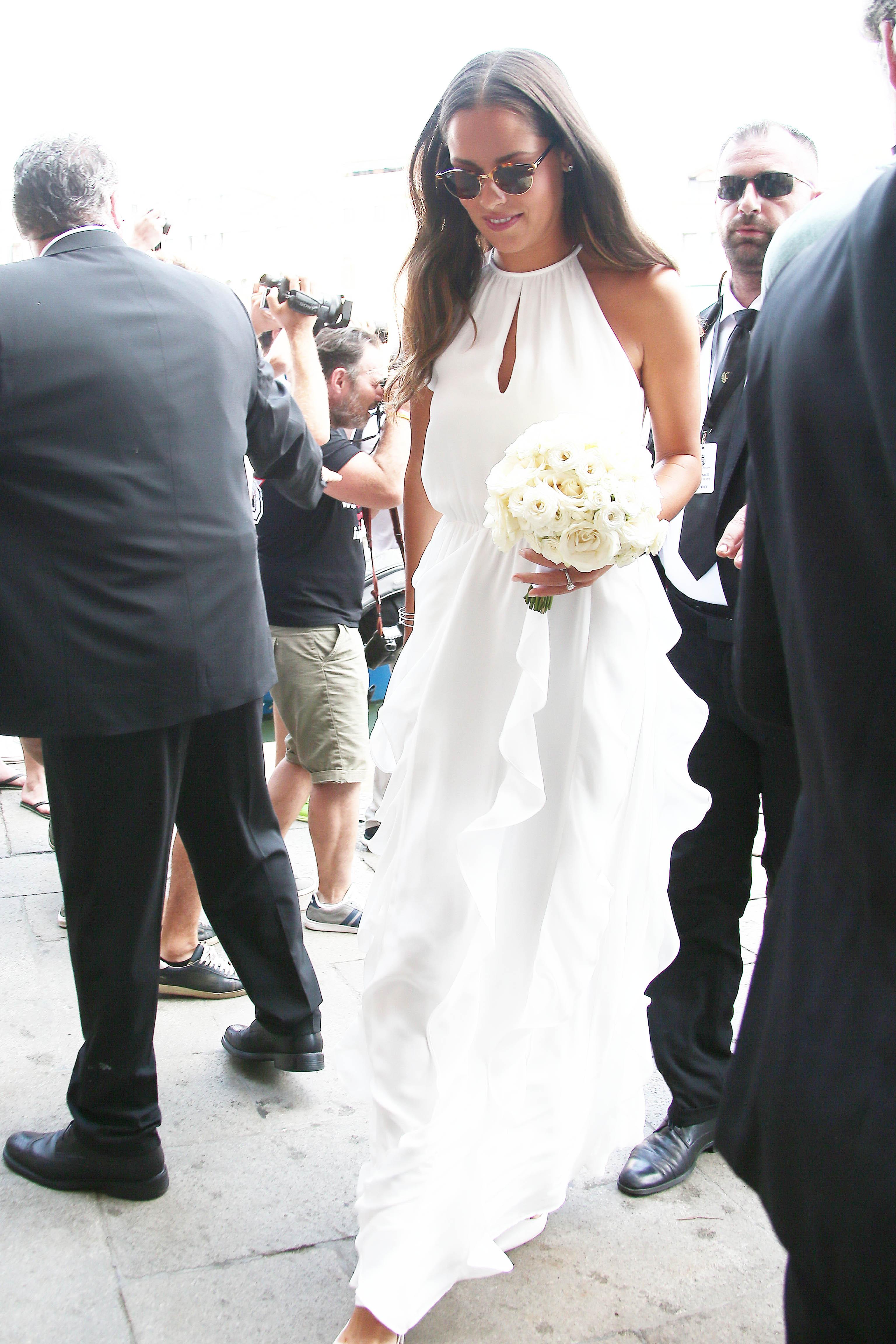 Ana Ivanovic Schweinsteiger Hochzeit  Ana Bastian Die schönsten Bilder ihrer Hochzeit S 19