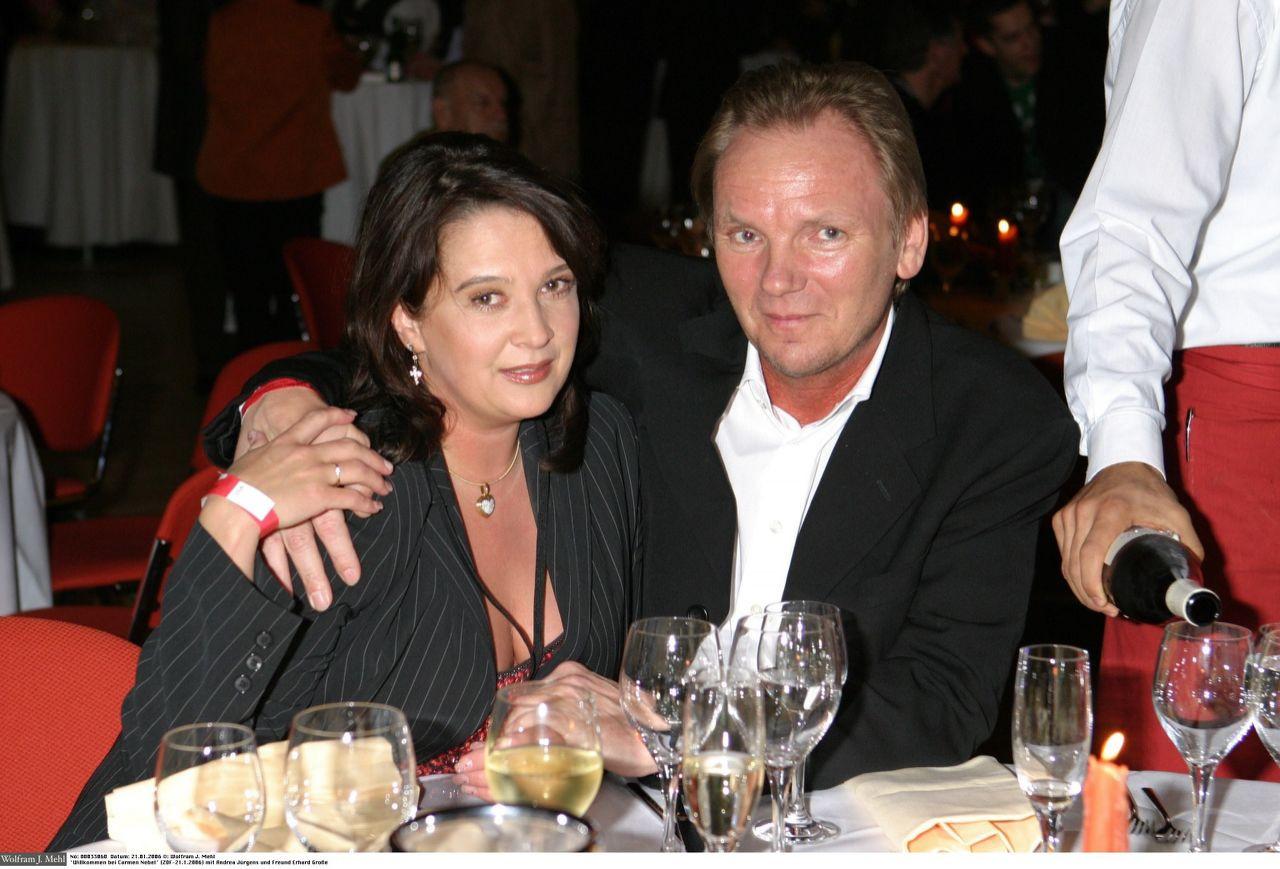 Andrea Jürgens Hochzeit Mit Ralf Stiller  Tod mit nur 50 Jahren Das Leben der Andrea Jürgens
