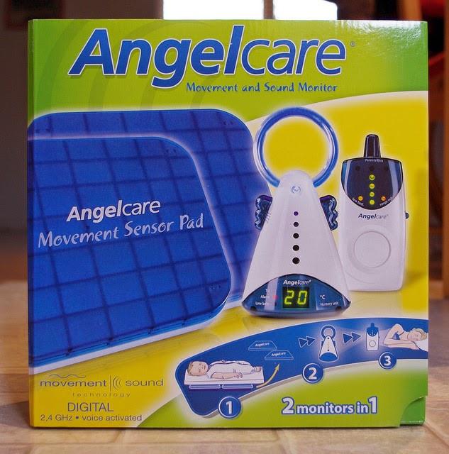 Angelcare Matte  Mutterfreu n de AngelCare Sensormatte