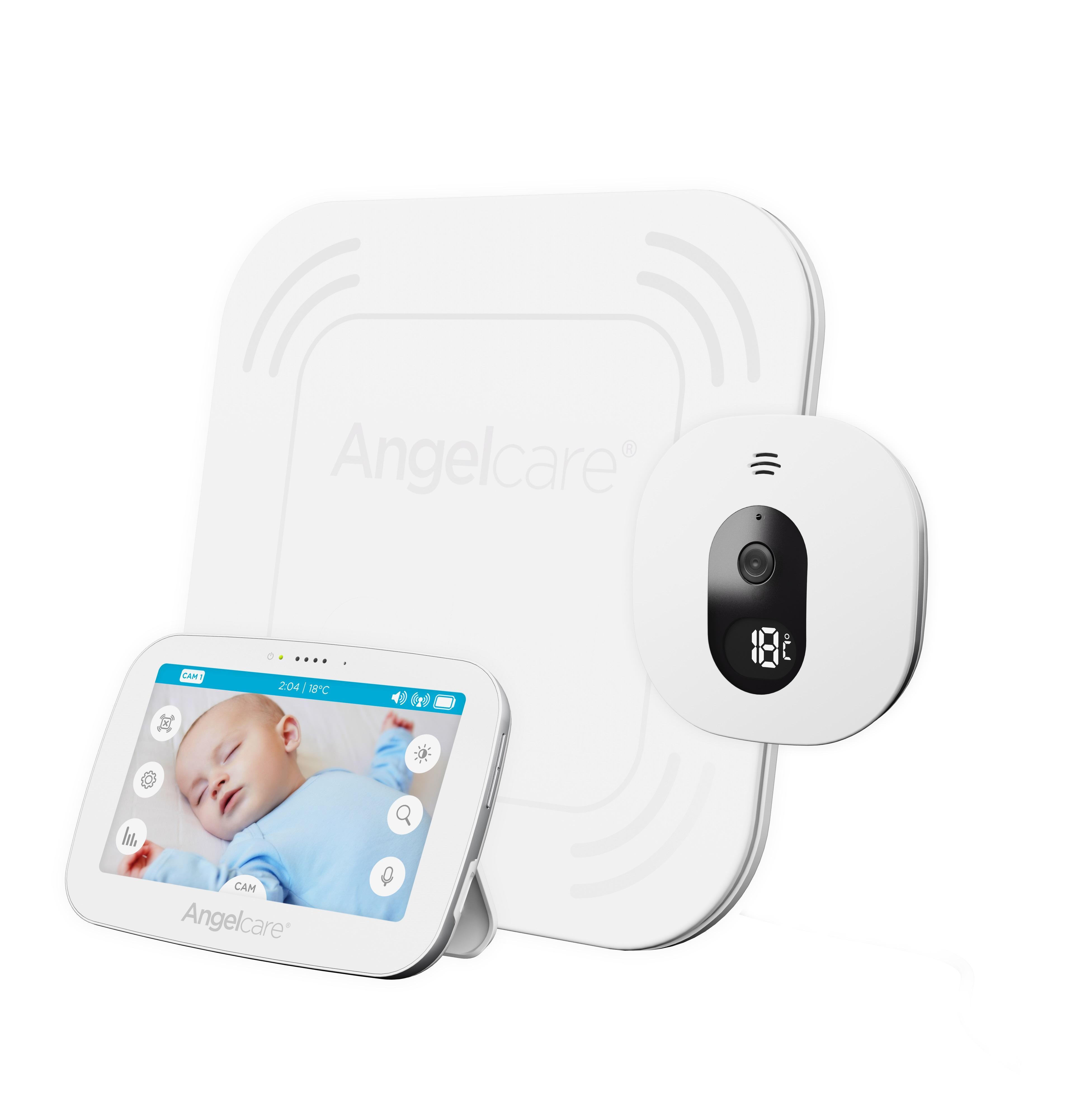 Angelcare Matte  TESTSIEGER Angelcare Babyphone mit Video und