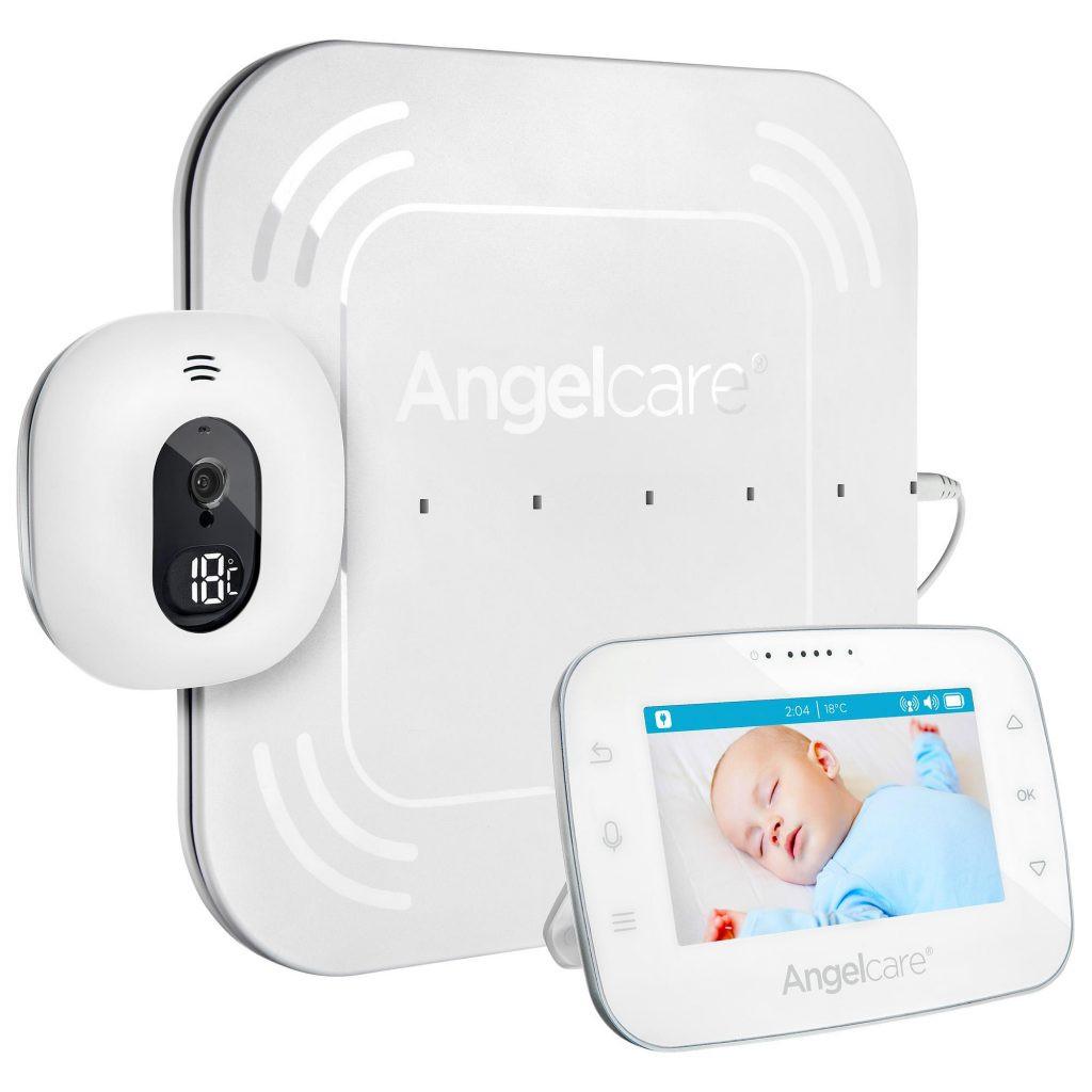 Angelcare Matte  Angelcare Babyphone mit Video und Bewegungsüberwachung