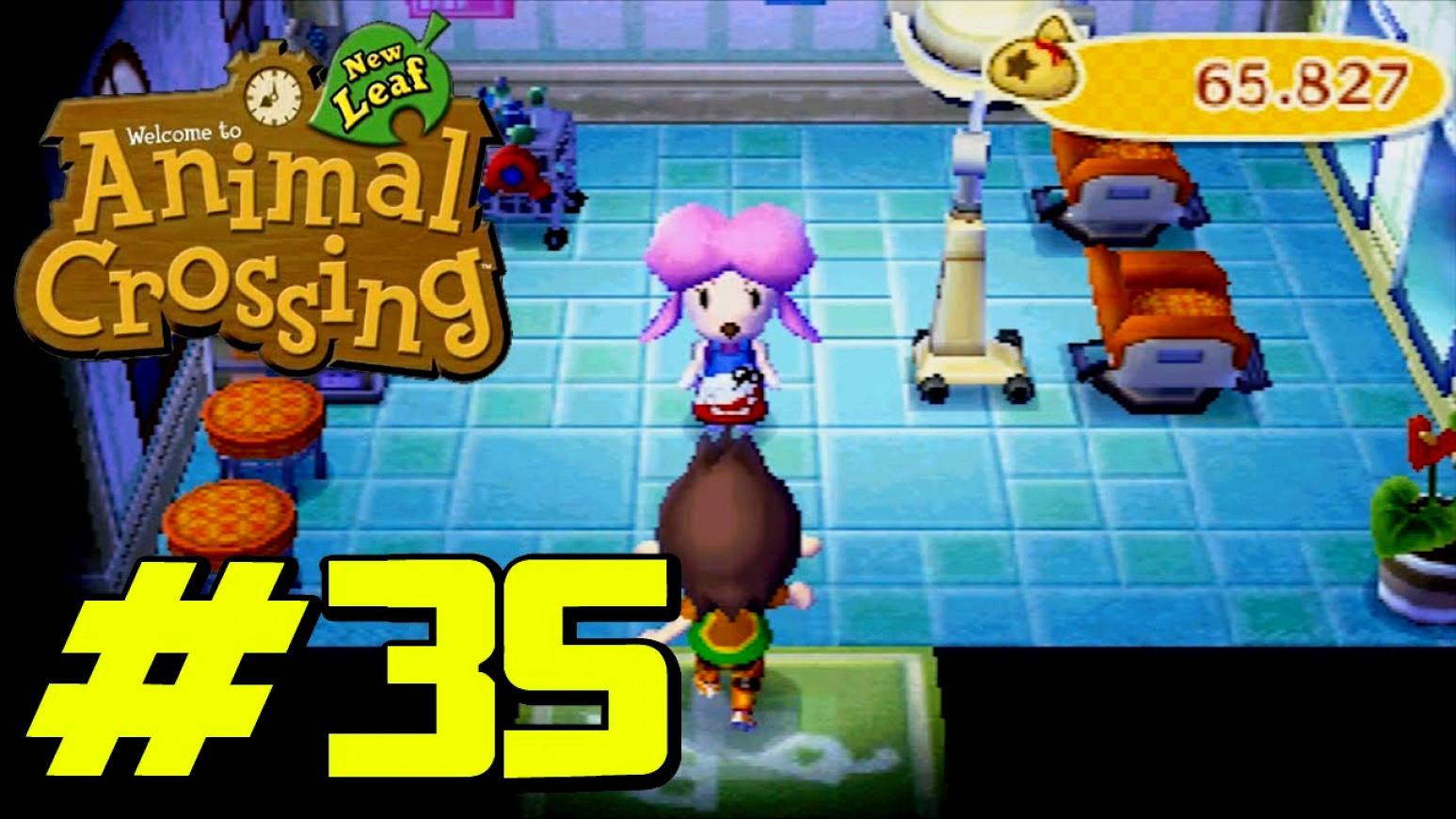 Animal Crossing New Leaf Frisuren  Einzigartige Frisur 2019 Damen Luxus Frisuren Neu Stile