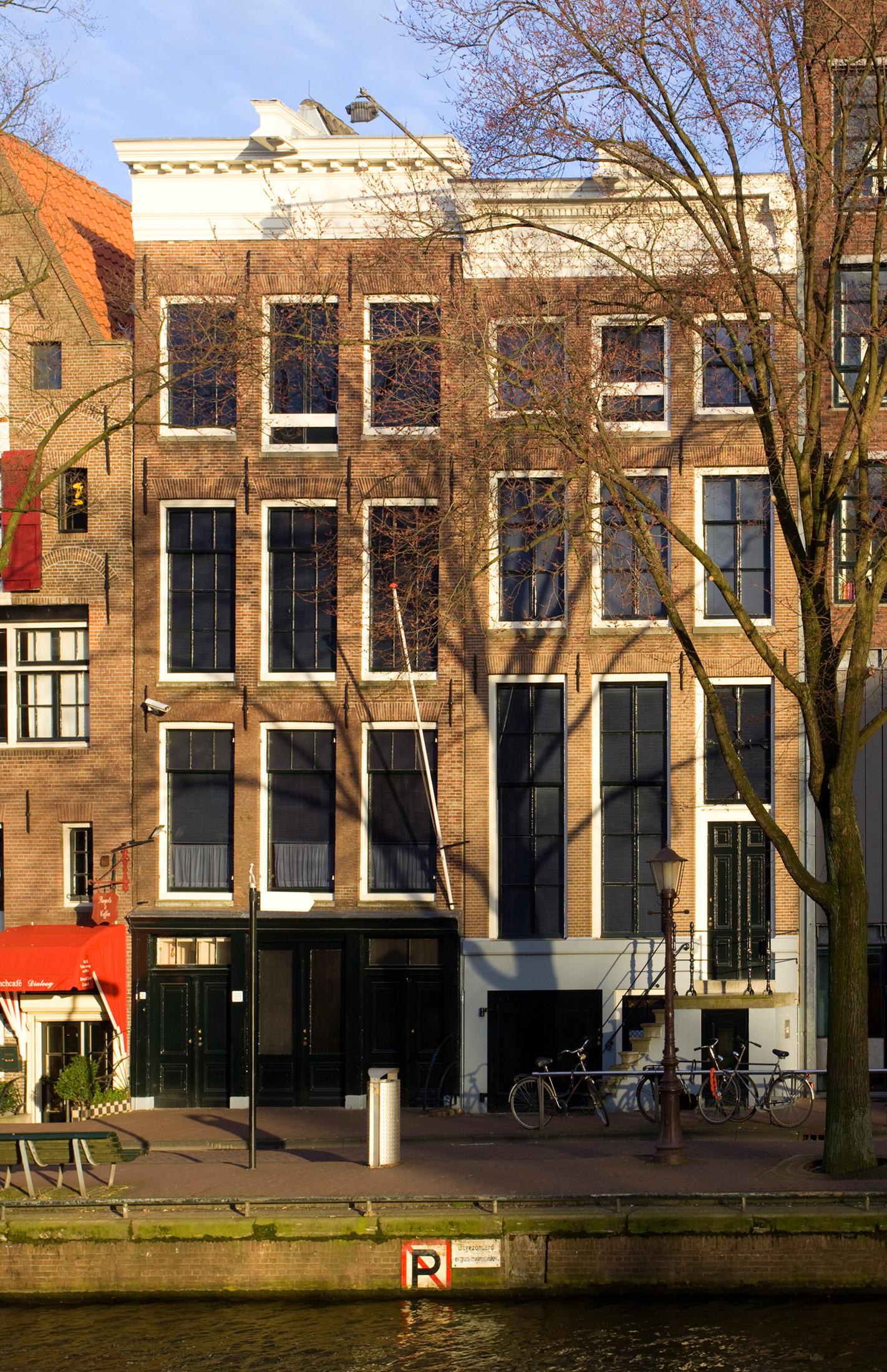 Anne Frank Haus Amsterdam Tickets  Anne Frank Haus –