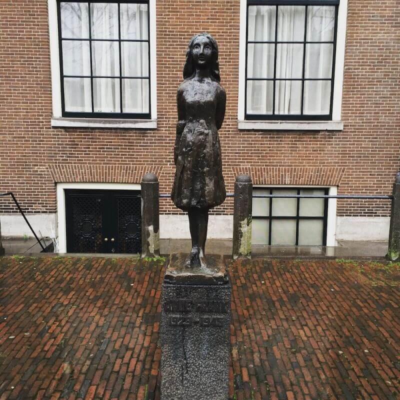Anne Frank Haus Amsterdam Tickets  Anne Frank Haus in Amsterdam