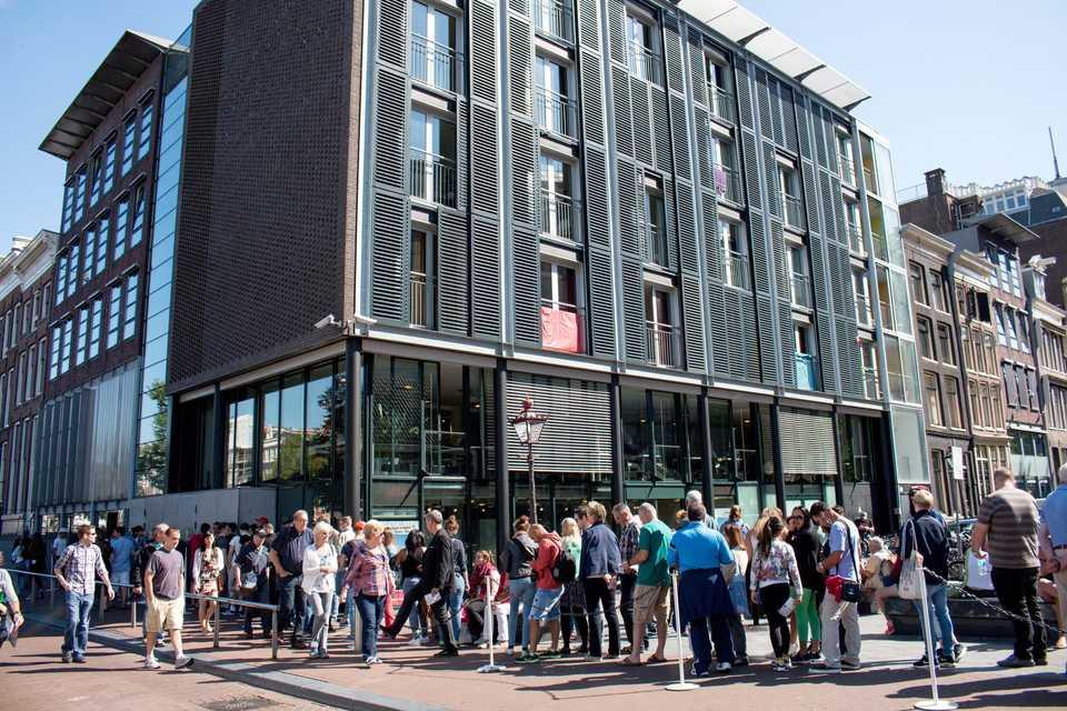 Anne Frank Haus Amsterdam Tickets  Anne Frank Haus Amsterdam Tickets & Eintrittskarten