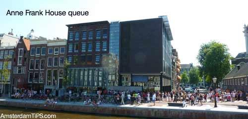 Anne Frank Haus Amsterdam Tickets  Museumkaart Museum Card Pass Amsterdam Netherlands