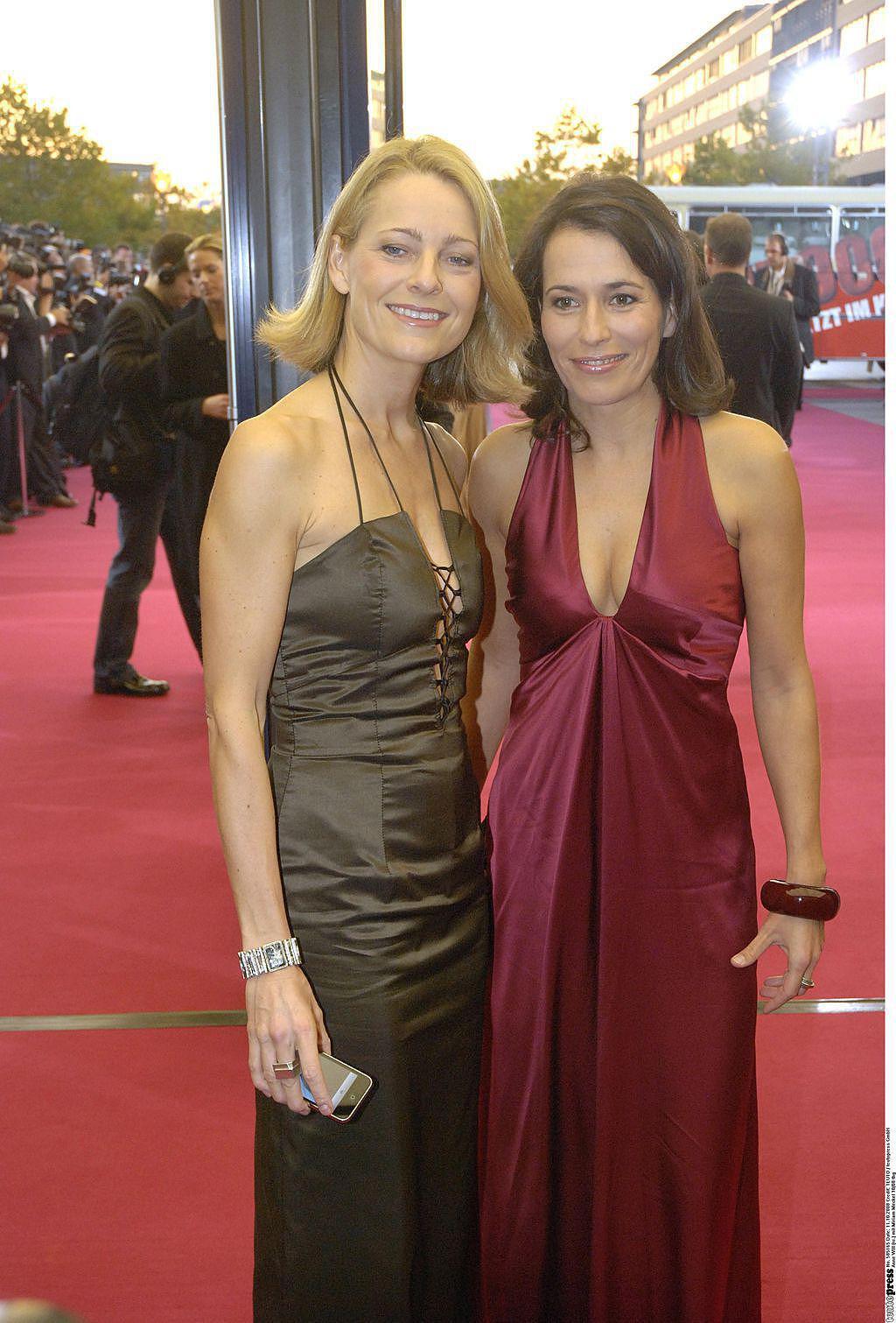 Anne Will Hochzeit Bilder  Anne Will Heirat mit Miriam Meckel