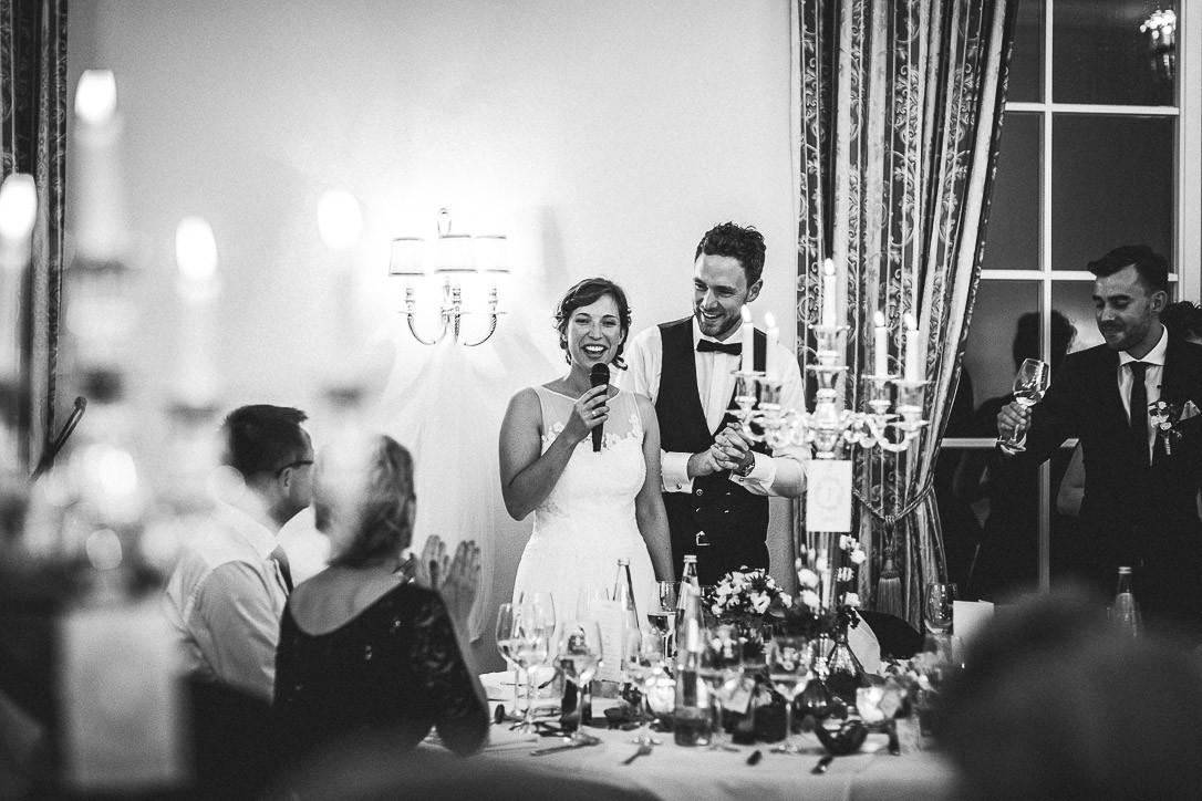 Ansprache Hochzeit  Hochzeitsfotografie im Spreewald