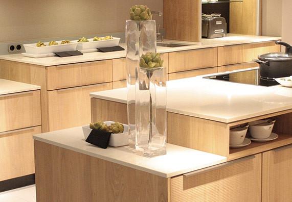 Arbeitsplatten Küche  Arbeitsplatte Kuche Holz Dunkel – denvirdevfo