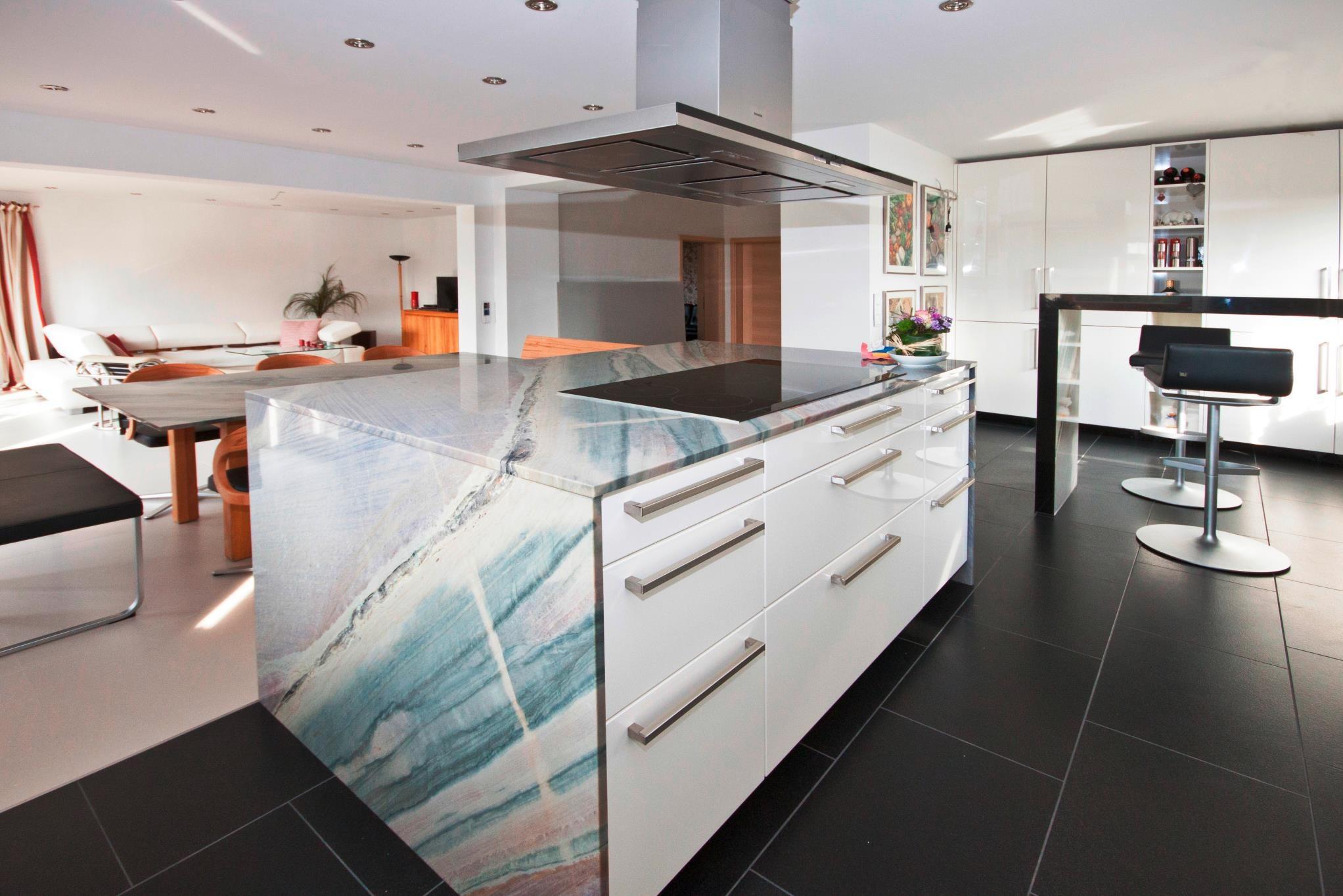 Arbeitsplatten Küche  Granit Arbeitsplatten z B für Küche