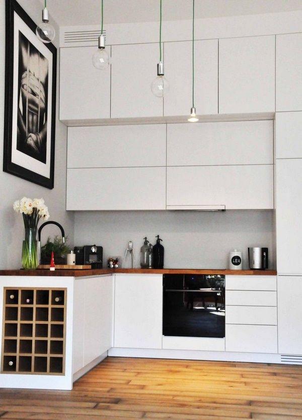 Arbeitsplatten Küche  Holz Arbeitsplatten Moderne Kueche – ed agsfo