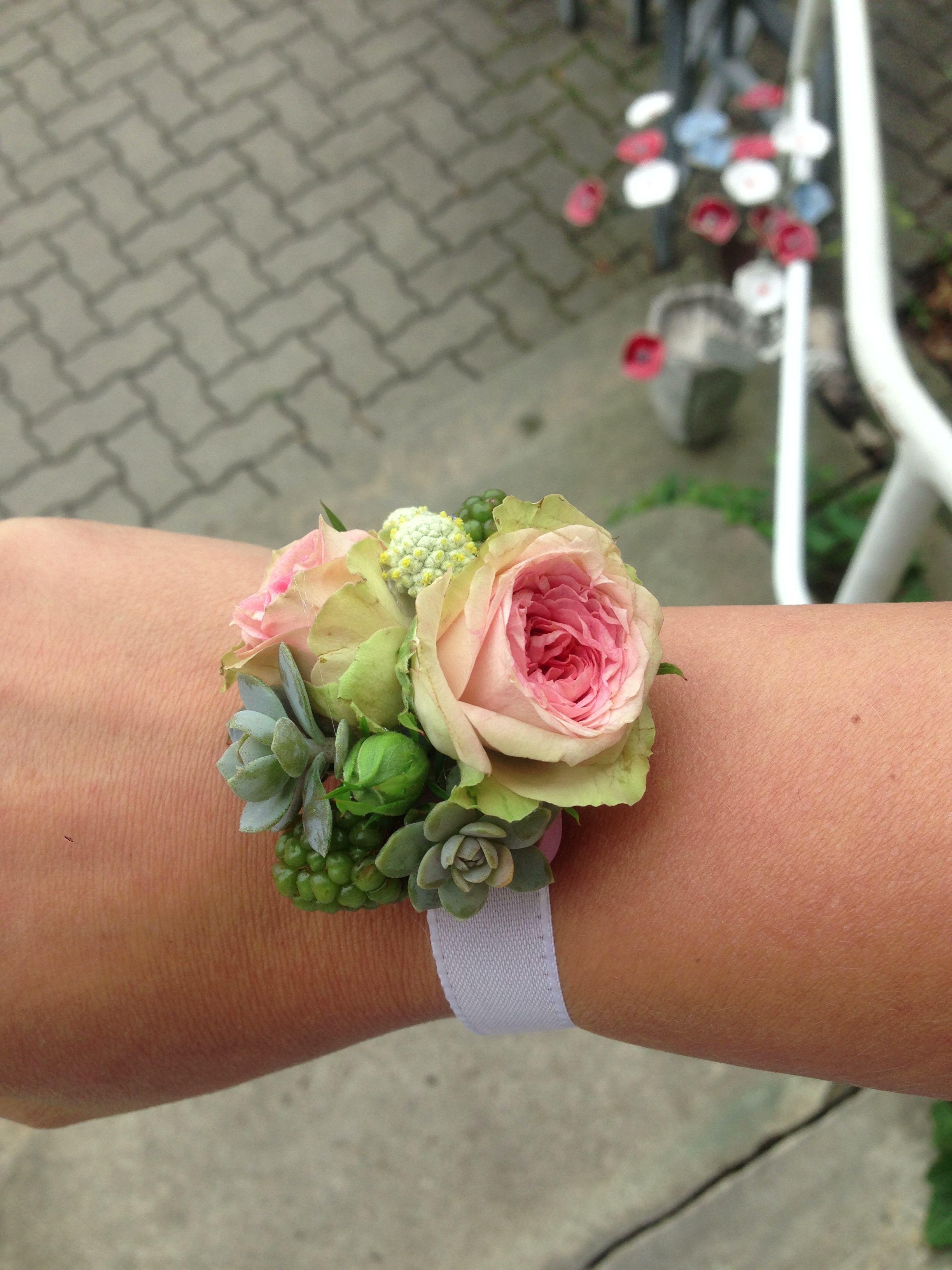 Armband Hochzeit  Armband Brautdeko