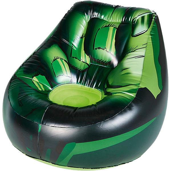 Aufblasbarer Sessel  Aufblasbarer Sessel Hulk Marvel Avengers