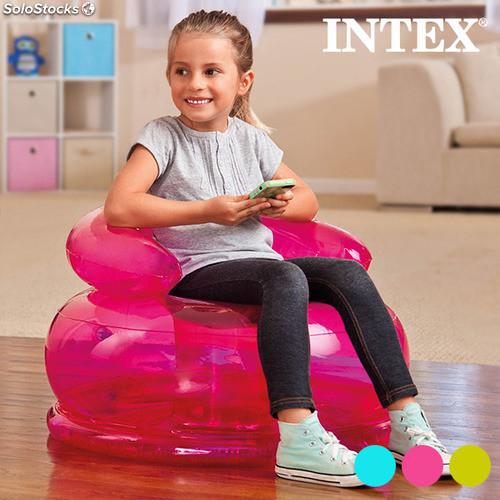 Aufblasbarer Sessel  Aufblasbarer Sessel für Kinder Intex