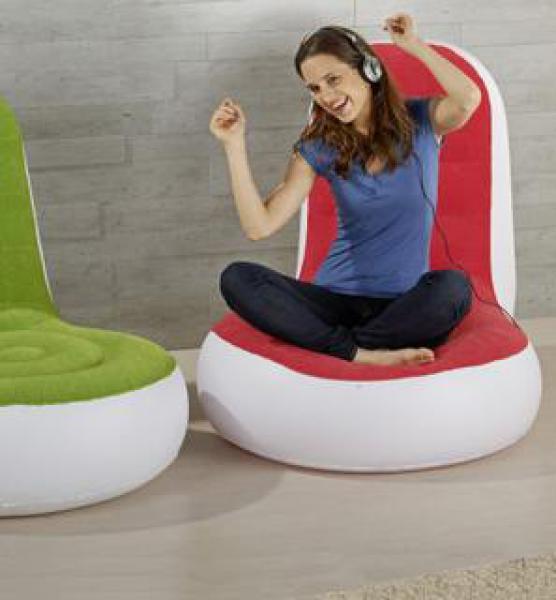 Aufblasbarer Sessel  Aufblasbarer Sessel von KODi ansehen