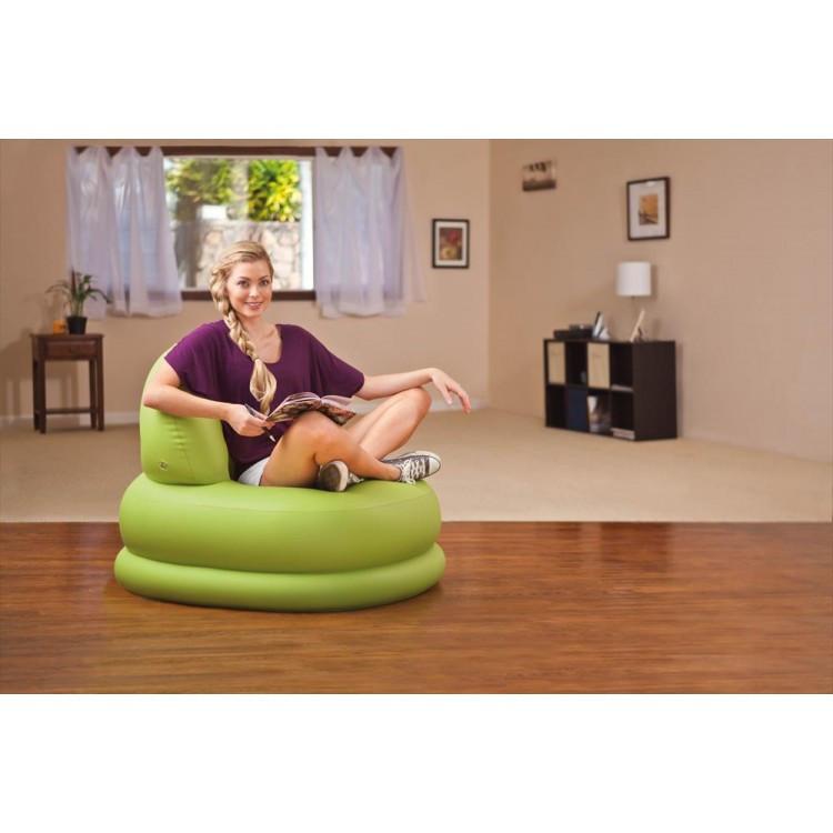 Aufblasbarer Sessel  Intex aufblasbarer Sessel Mode Intex Luftbett