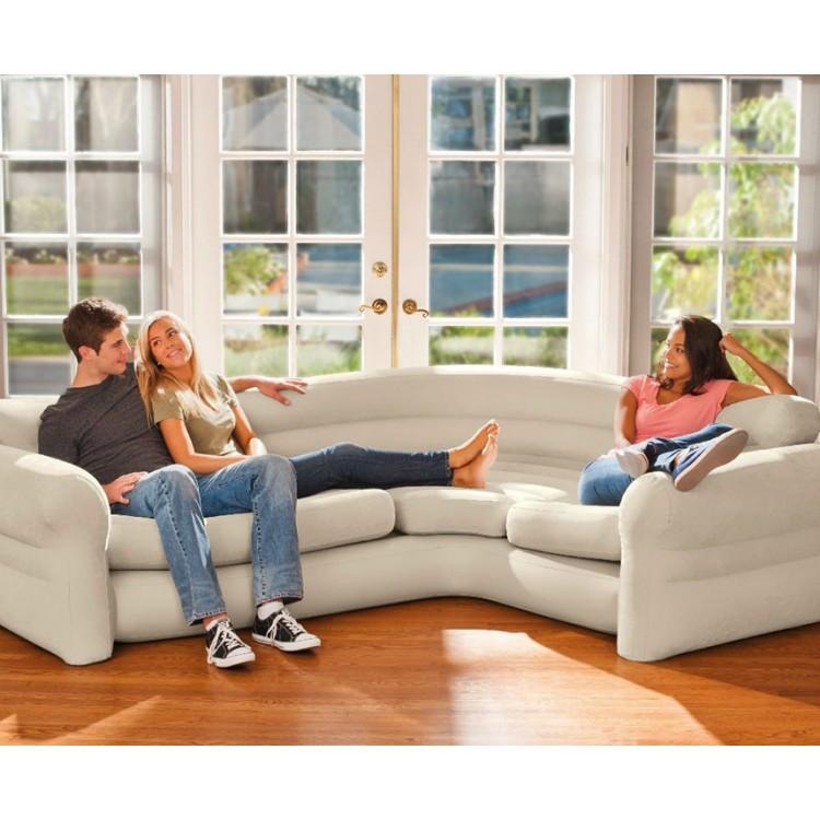 Aufblasbares Sofa  Intex aufblasbares Sofa Intex Luftbett