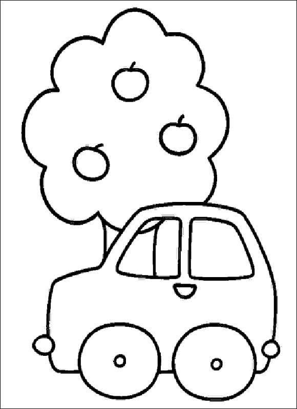 Ausmalbilder Auto  Die besten 25 Auto ausmalbilder Ideen auf Pinterest