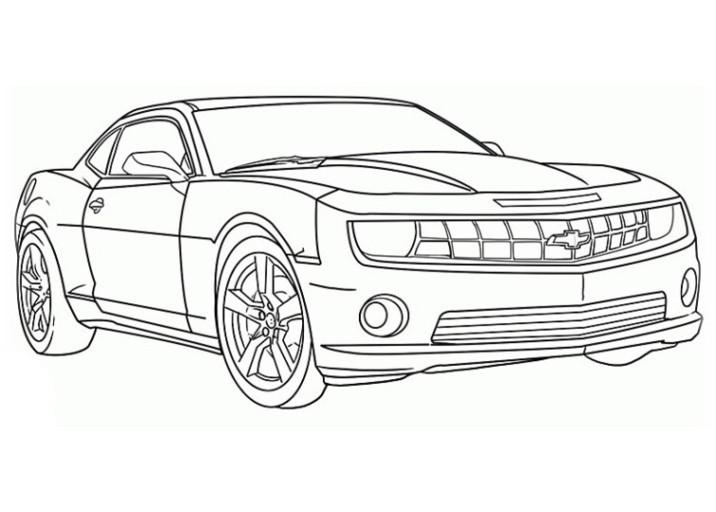 Ausmalbilder Auto  Auto malvorlagen kostenlos zum ausdrucken Ausmalbilder