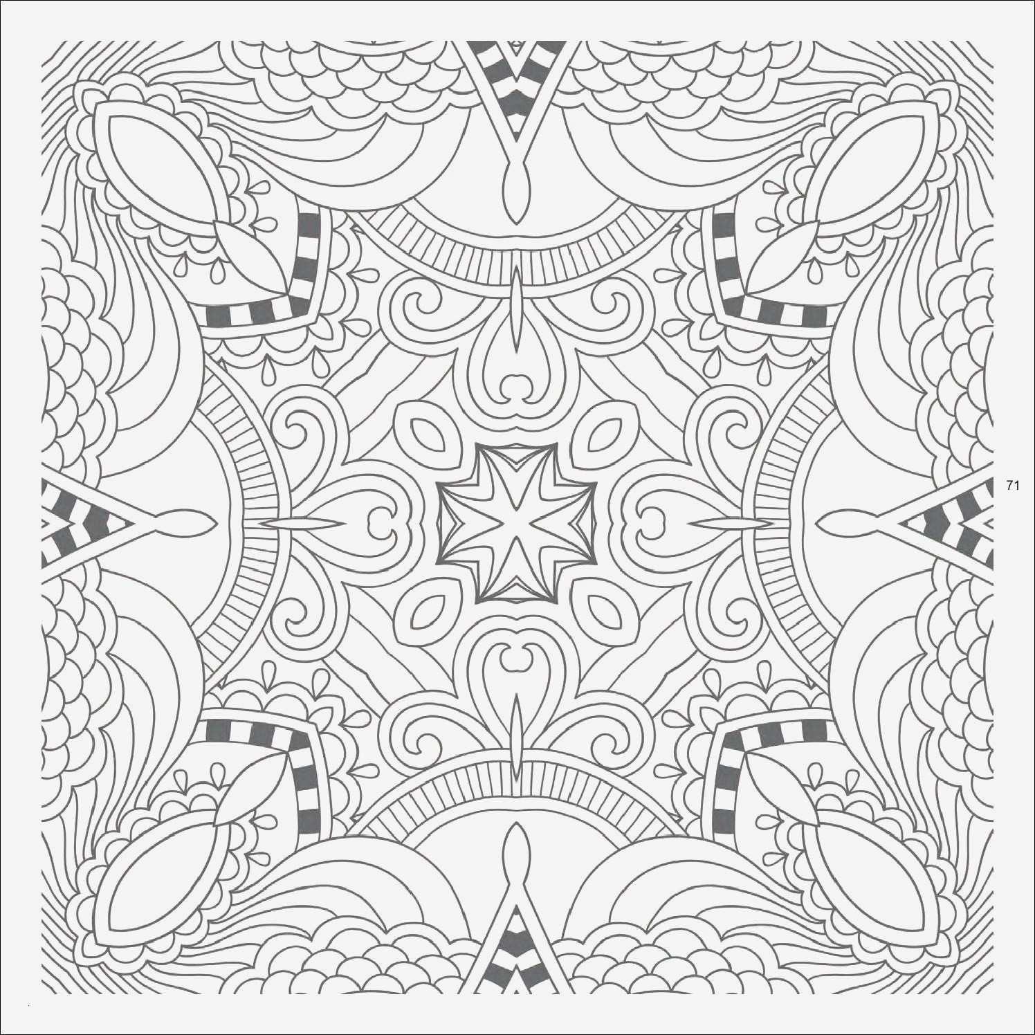 Ausmalbilder Einhorn Mandala  Ausmalbilder Einhorn Mandala Ideen Katzen Mandala