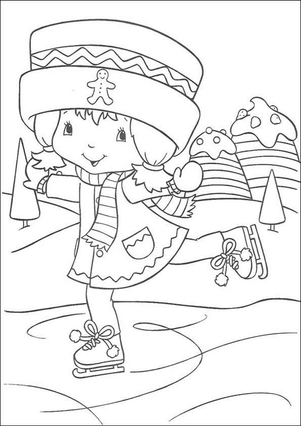 Ausmalbilder Emily Erdbeer  Ausmalbilder Emily Erdbeer 14