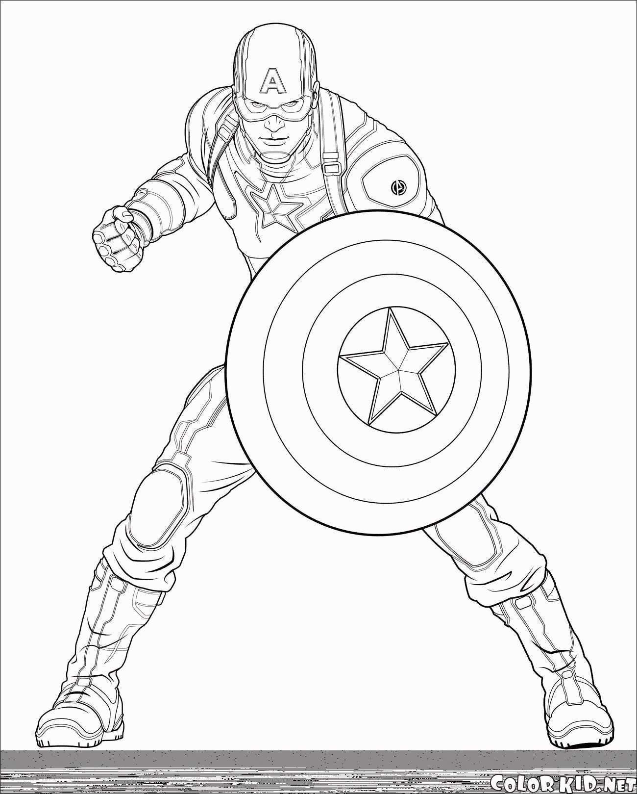 Ausmalbilder Marvel  Ausmalbilder Marvel Super Heroes Bild – Ausmalbilder Ideen