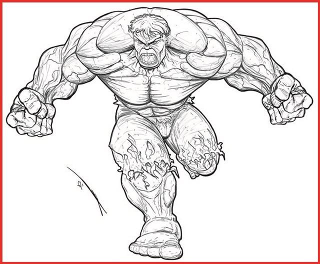 Ausmalbilder Marvel  Ausmalbilder Marvel Hulk Zum Ausdrucken Rooms Project