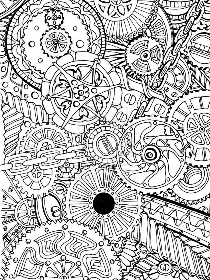 Ausmalbilder Muster  Ausmalbilder Muster 01 1 Pinterest