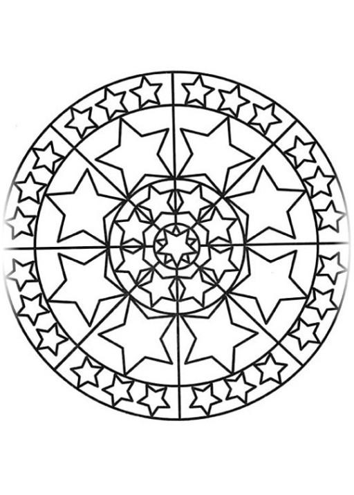 Ausmalbilder Muster  Malvorlagen zum Ausmalen Ausmalbilder Muster gratis 2
