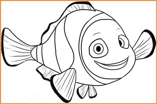 Die 20 Besten Ideen Für Ausmalbilder Nemo Beste Wohnkultur