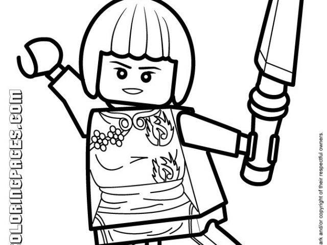 Ausmalbilder Ninjago Lloyd  10 Best Ausmalbilder Ninjago Lloyd Lego Ninjago Kai