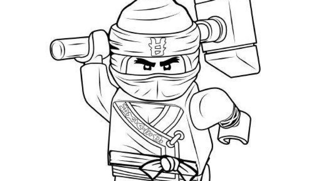 Ausmalbilder Ninjago Lloyd  10 Best Ninjago Ausmalbilder Lloyd